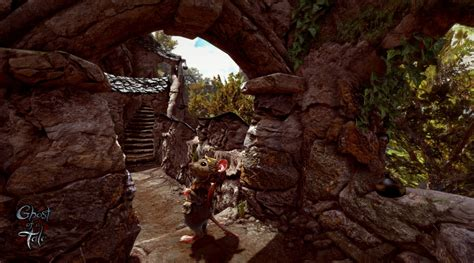 Ghost Of A preview ghost of a tale was f 252 r eine s 252 223 e maus