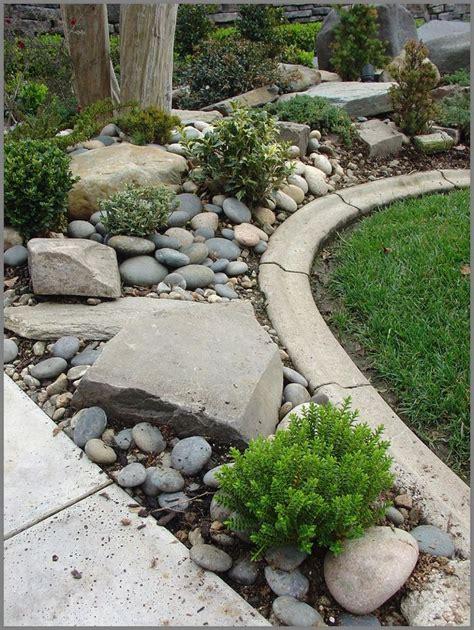 Rock Gardens Pinterest 25 Beautiful River Rock Gardens Ideas On Pinterest Garden Ideas Sustainable Pals