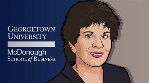Georgetown Mba Employment Report 2015 by How The Cmo Of Georgetown S Business School Navigates