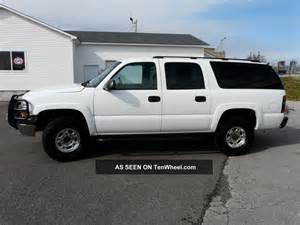 Chevrolet Suburban 2500 2006 Chevrolet Suburban 2500 Ls Sport Utility 4 Door 8 1l