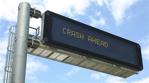 Electronic Road Signs Keep You in the Know