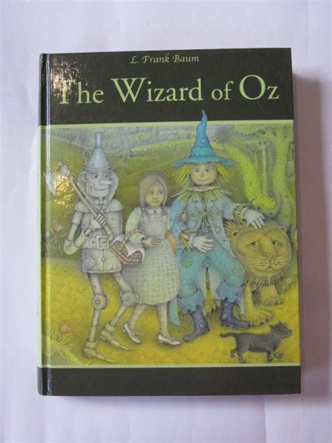 the wizard of oz written by baum l frank stock code