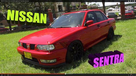 custom nissan sentra 1994 1994 b13 nissan sentra with sr20 engine and 5 lug swap