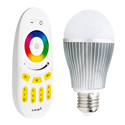 touch l light bulbs milight wifi smart light bulb with touch remote rgbw led