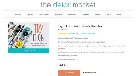 The Detox Market by Where To Get It Organic Sles Jessoshii