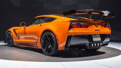 2019 Chevrolet Corvette Zr1 Is Gms Most Powerful Car by 2019 Chevrolet Corvette Zr1 Is Gm S Most Powerful Car