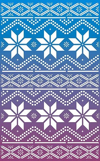 nordic pattern ai nordic pattern stencil 1 henny donovan motif