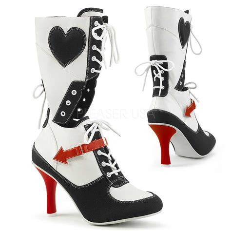 harley quinn shoes harley quinn shoes boots archives loveme