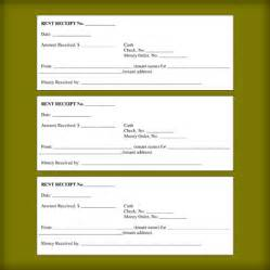 receipt templates – free samples, formats & examples
