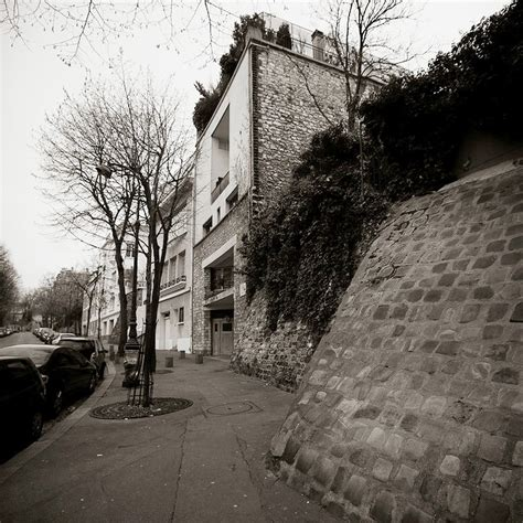 The Black House Horner by Tristan Tzara House Data Photos Plans Wikiarquitectura