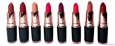 Makeup Revolutionmure Iconic Pro Absolutely Flawless review makeup revolution iconic pro lipsticks the