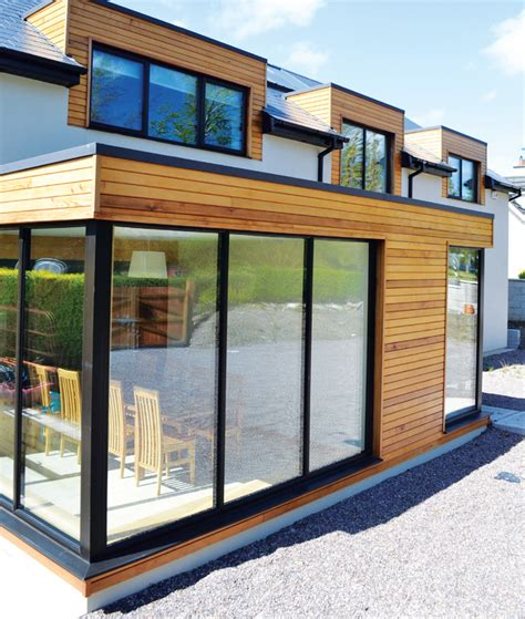 house with lots of windows extraordinary performance ordinary cost passivehouseplus ie