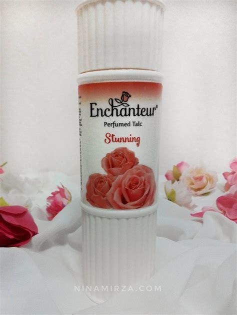 Bedak Enchanteur stunning wangian terbaru enchanteur