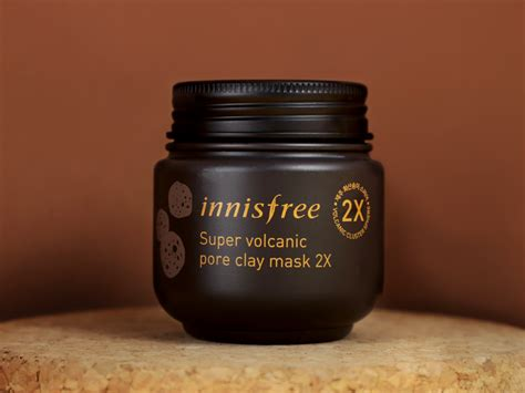 Review Harga Innisfree review innisfree volcanic pore clay mask 2x