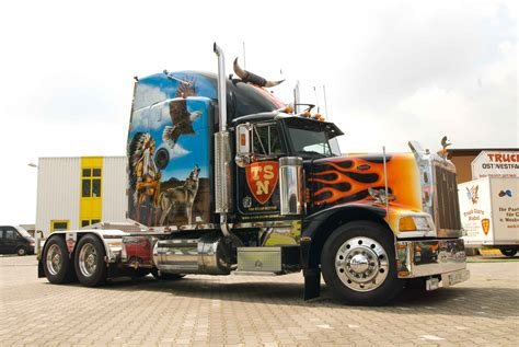 Trucker Carlcox 01 Bighel Shop 1 1000 images about truck road 4x4 on peterbilt peterbilt 379 and semi trucks