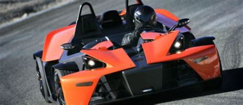 Ktm Crossbow Usa Ktm X Bow Direction Les Usa Le Auto