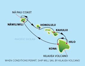 ncl hawaii cruises | pleasant holidays