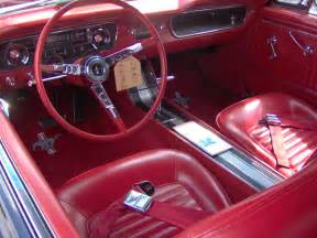 65 Mustang Upholstery File 1966 Ford Mustang Interior Jpg