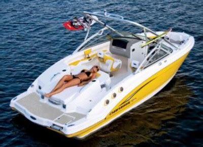 226 chaparral boat w/ mercury marine inboard outboard