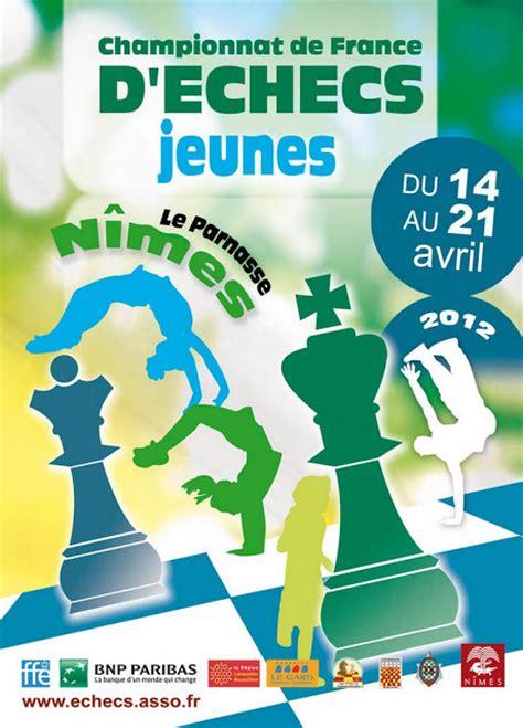 Calendrier Arenes De Nimes Quot Chionnat De D Echecs Jeunes N 238 Mes 2012 Quot