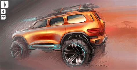 future mercedes g mercedes benz ener g force concept new images car body