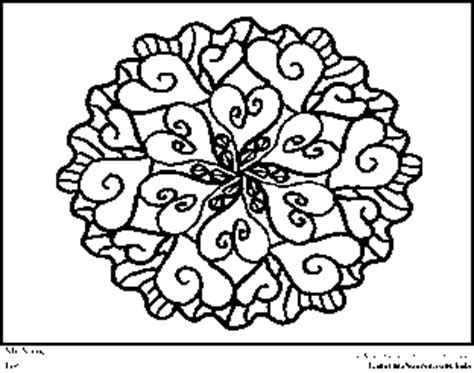 advanced valentine coloring pages advanced coloring pages valentines day coloring pages
