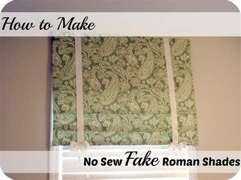 how to make roman curtains pinterest the world s catalog of ideas