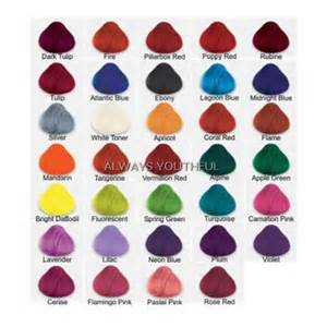 vero k pak color chart joico vero k pak color intensity semi permanent hair color