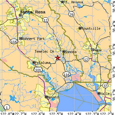 kenwood california map temelec california ca population data races housing