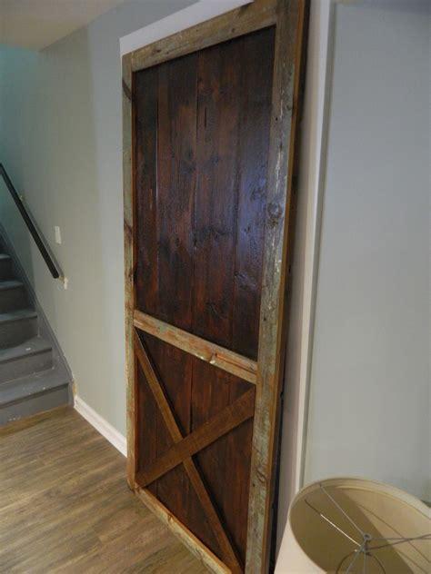 Walking Dead Barn Door Custom Sliding Barn Doors From A Rustik Point Of View Rustik Rehab Design Llc
