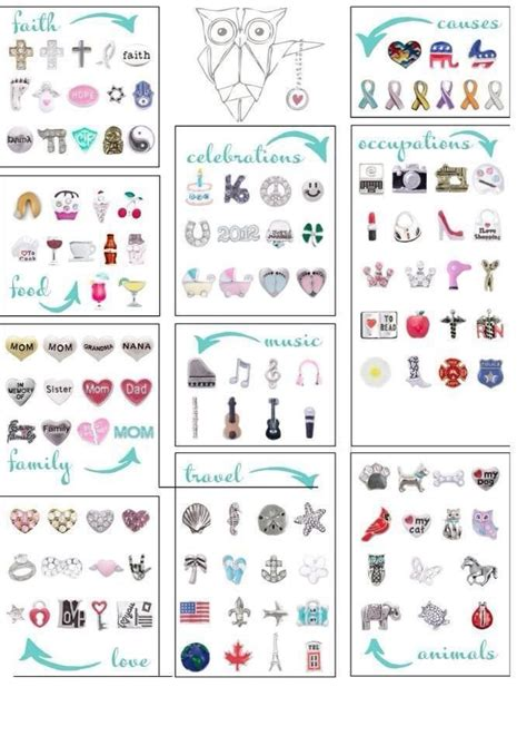 Origami Owl Team - best 25 origami owl charms ideas on owl