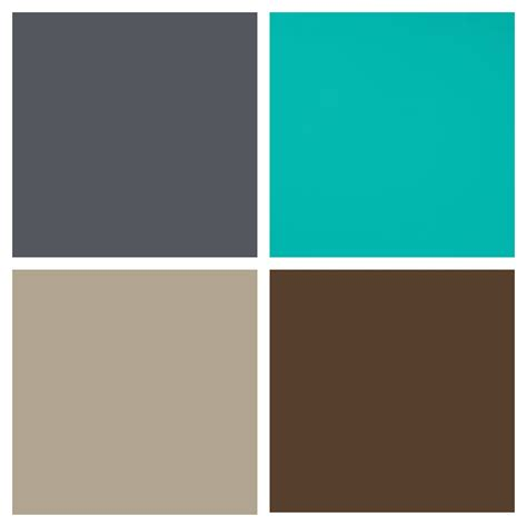 bedroom color palette slate gray grey turquoise