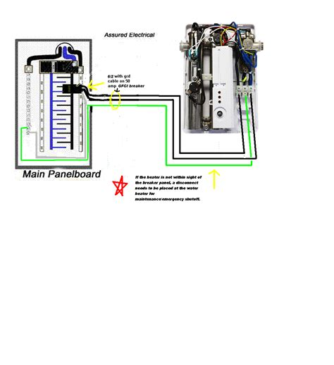 110 volt water heater wiring diagram wiring diagram