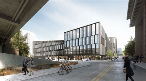 Carl H Lindner College Of Business Mba by Univ Of Cincinnati Breaks Ground On Henning Larsen