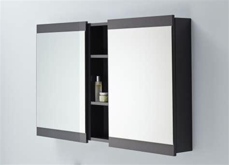 black bathroom mirror cabinet soji shelf unit athena bathrooms