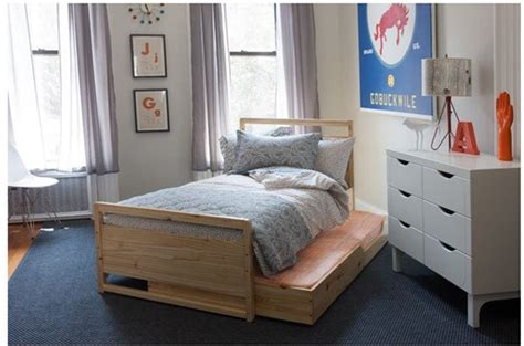 what is a trundle bed argington brookline bunk bed collection combines