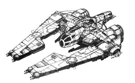 Central Imperial Floor Plan vcx 820 escort freighter star wars exodus visual