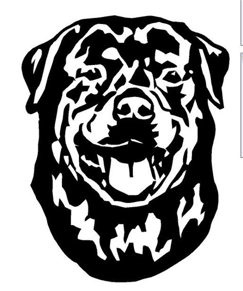 rottweiler stickers decals rottweiler decal dec rottweiler 12 00 decal doctorz saving you money one decal