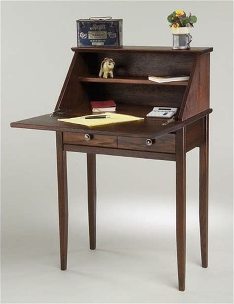 small cherry secretary desk coastal kitchen with cherry cabinets ikea sigurd red