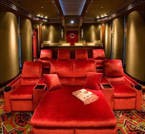 movie theater with beds best 15 home theater design ideas top design magazine