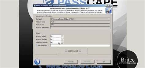 software reset admin password windows 7 how to reset or remove a forgotten windows 7 admin