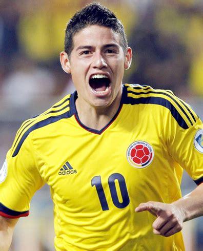 imagenes de james llorando en el mundial el joven futbolista james rodr 237 guez es el nuevo jugador