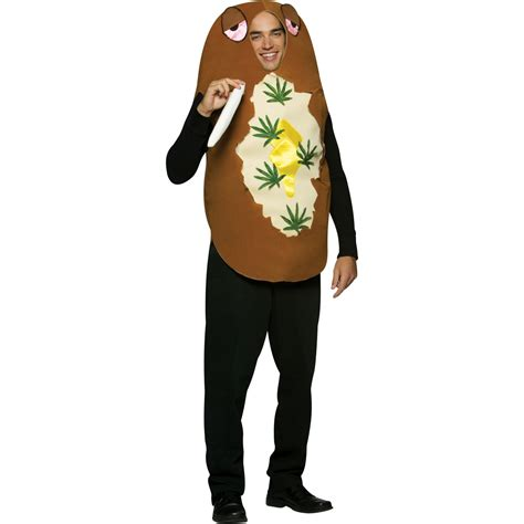 Potato Costume by The Best Diy Cannabis Costumes For Vaporizer