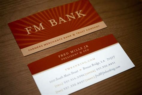 business card bank 9 beautiful integrated brand identities from retail banks