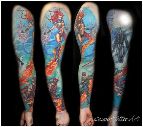 casper tattoo casper redmer certified artist