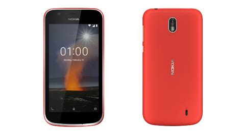 nokias first android phone priced at 110 in vietnam liliputing nokia 1 with android go launched at mwc 2018 may cost