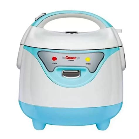 Rice Cooker Cosmos Second cosmos rice cooker crj6612 0 8l elevenia