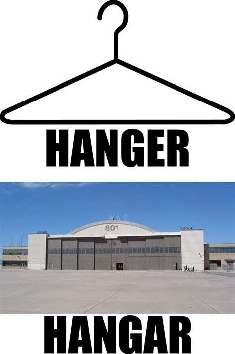 Where Is Hangar 1 by Psa Hanger Vs Hangar Flying