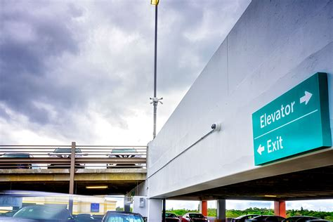Bayside Parking Garage by Bayfront Center Bci Integrated Solutions