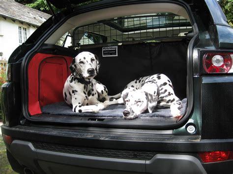 land rover setter dog range rover evoque ab 2011 hatchbag